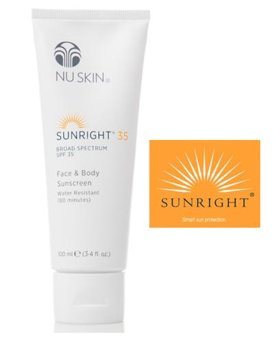Sunright Face & Body SPF35